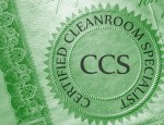 Cleanroom-certificate