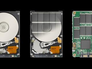 HDD vs SSD vs SSHD