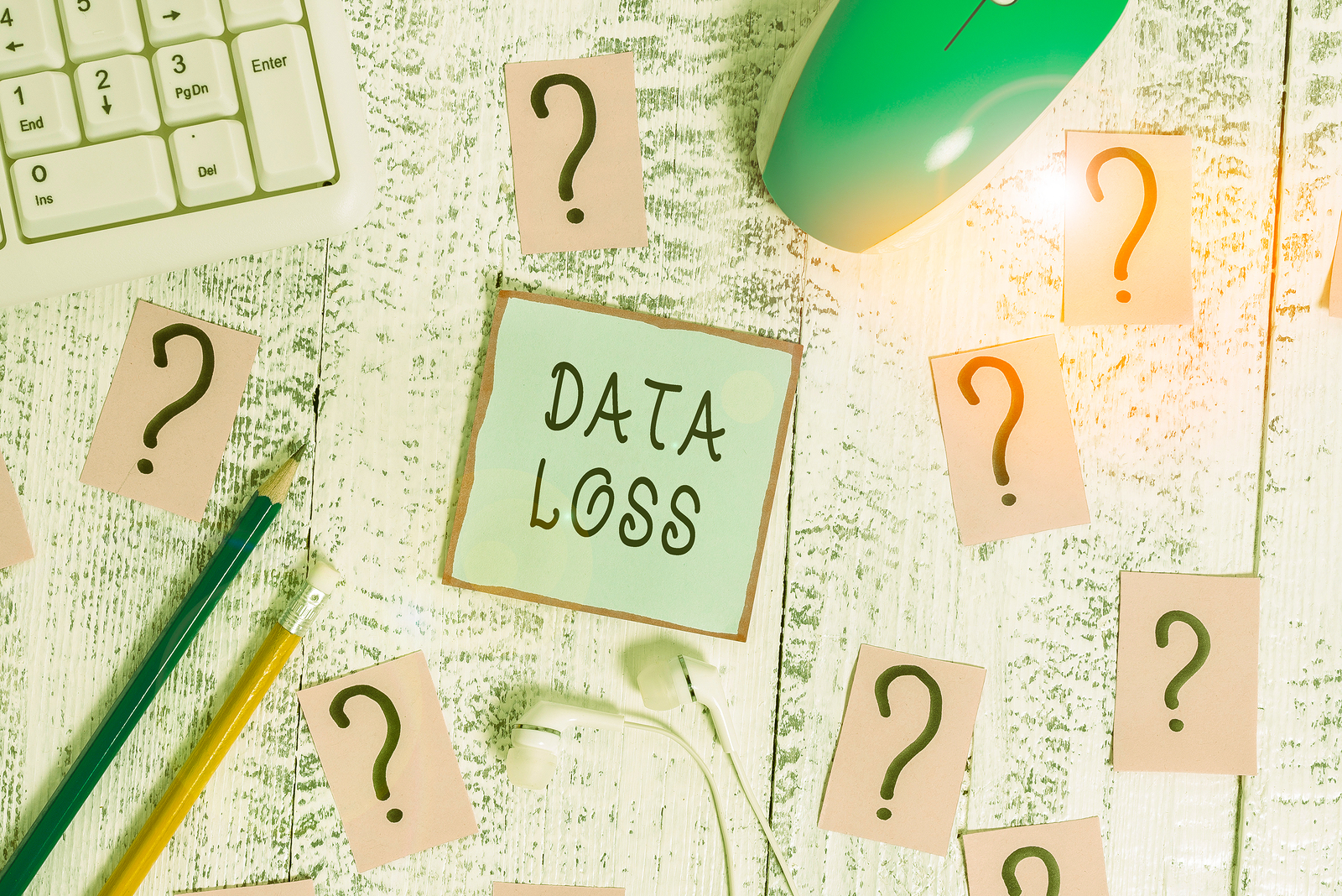 The Top 3 Mistakes That Lead to Data Loss