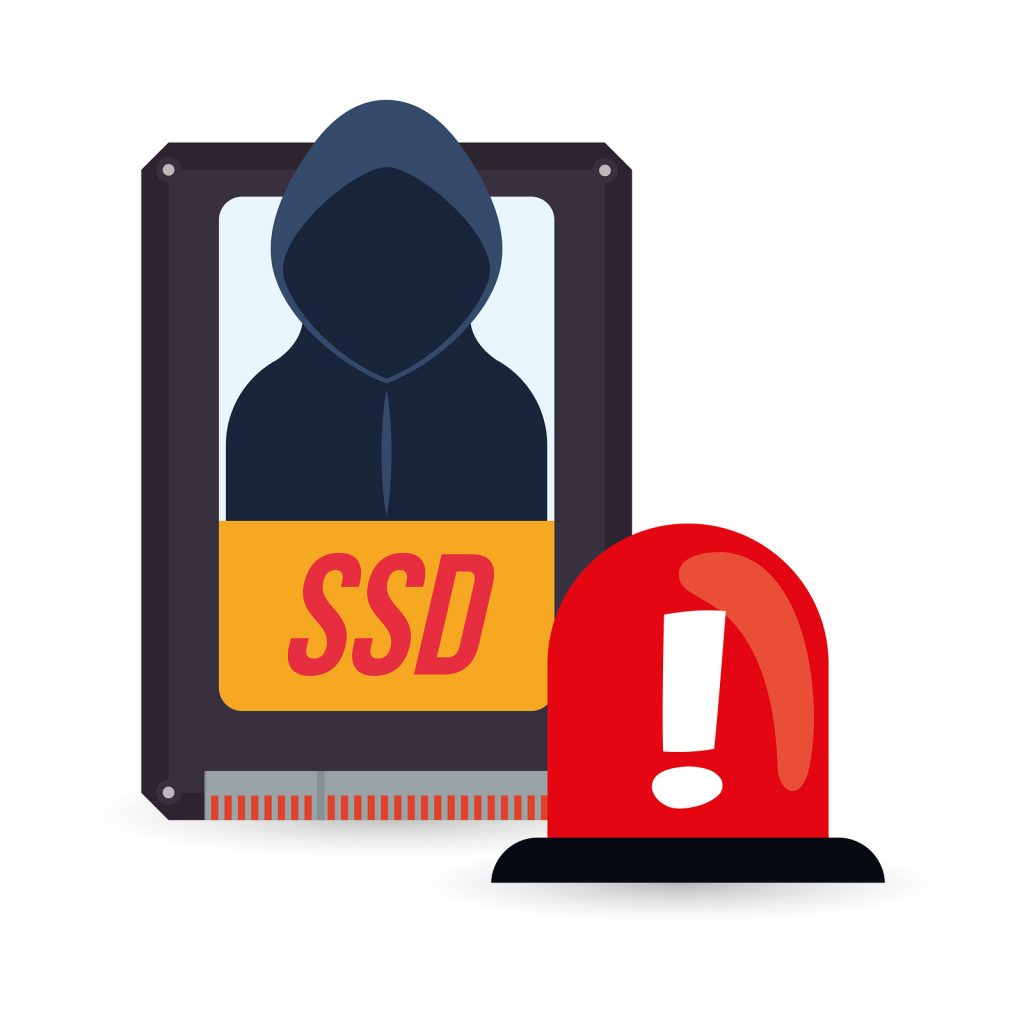 Top 3 Warning Signs of SSD Failure