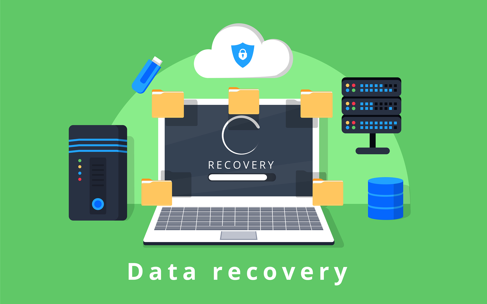 Data recovery process from a disabled iDevice