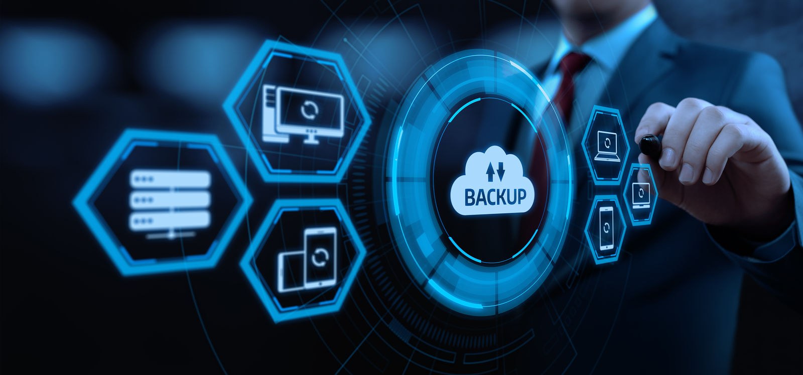Top 5 Reasons to Backup your Data