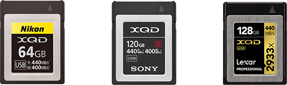XQD Card Data Recovery