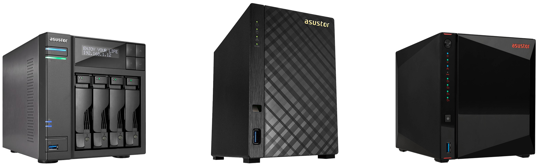 ASUSTOR Data Recovery