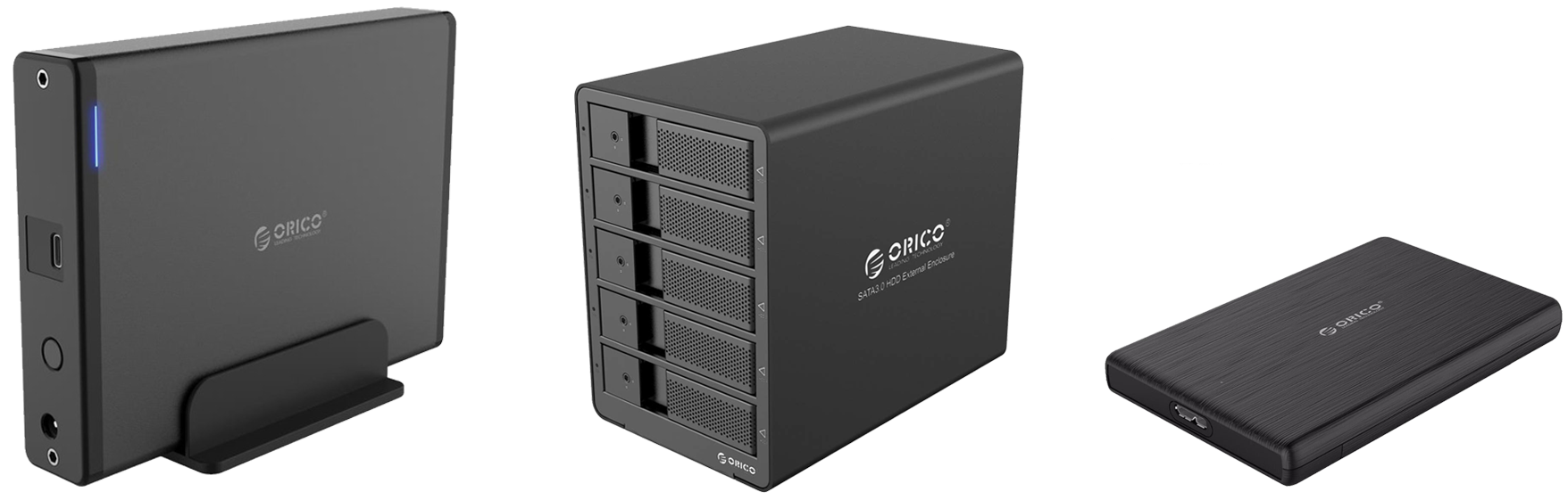 Data Recovery for ORICO Technologies Products