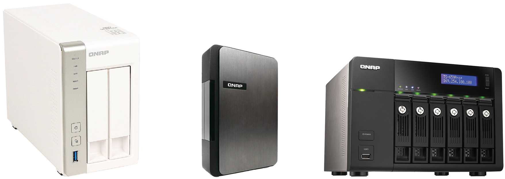 QNAP Data Recovery