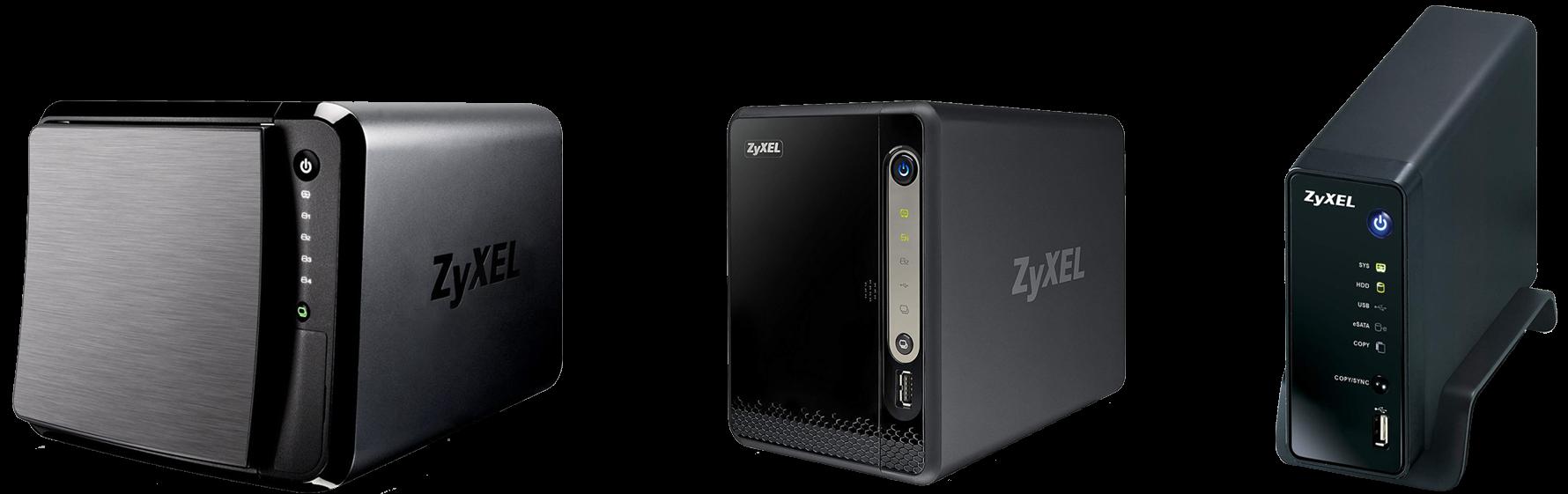 Zyxel Data Recovery Service