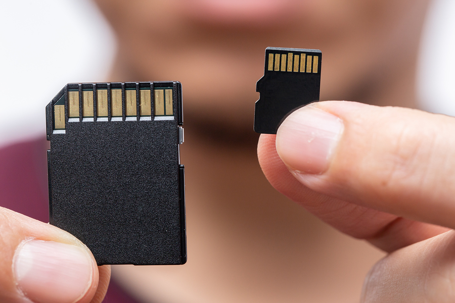 Factors to Consider When Buying an SD or MicroSD Card