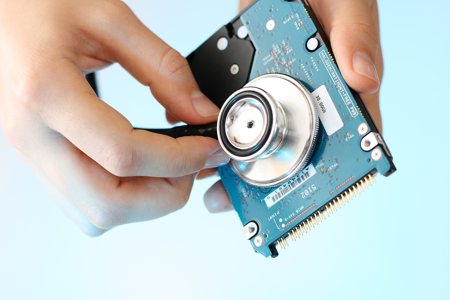 The Most Common Symptoms of Hard Drive Failure