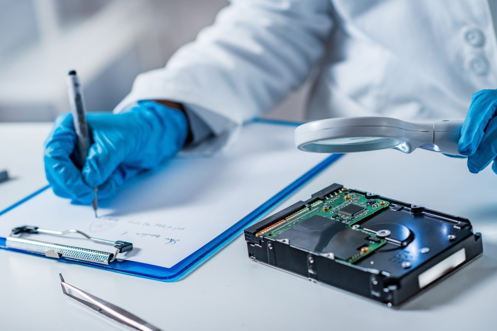 Hard Drive Failures: Common Causes