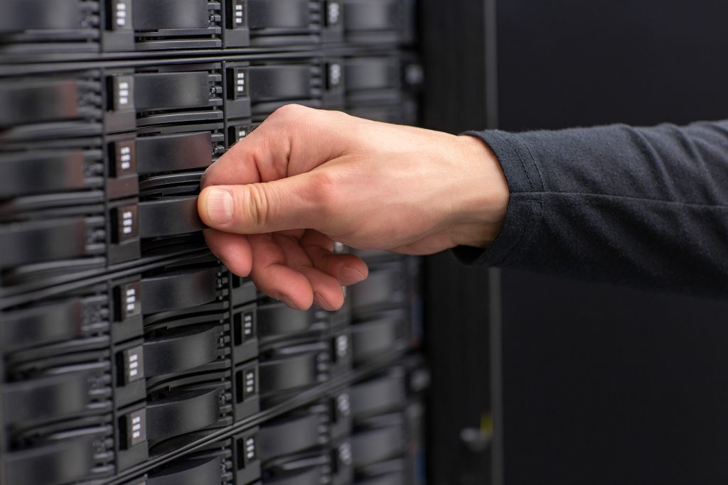 5 Hot Trends in Data Storage Technology
