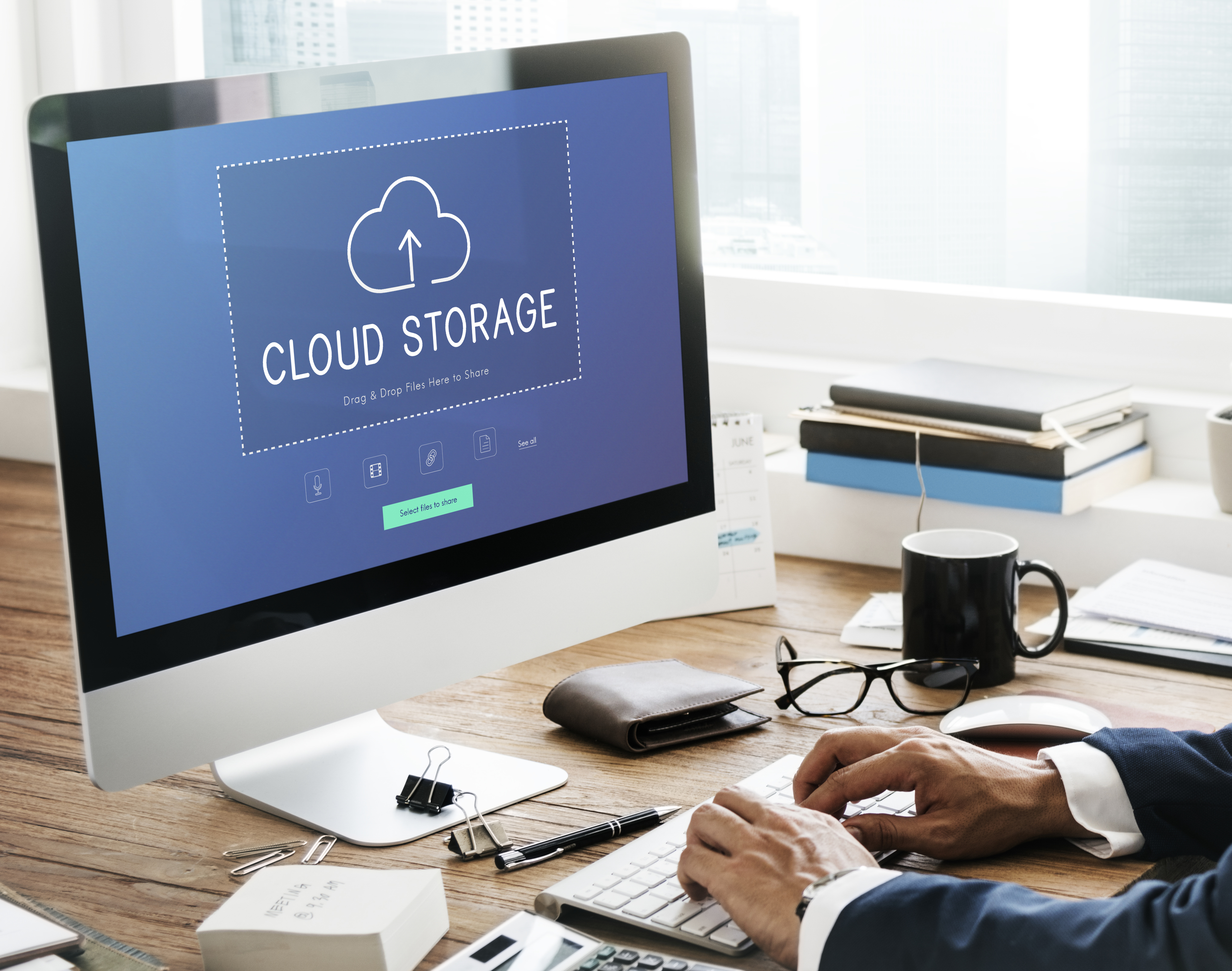 Top Five Reasons to Store your Business Data Electronically