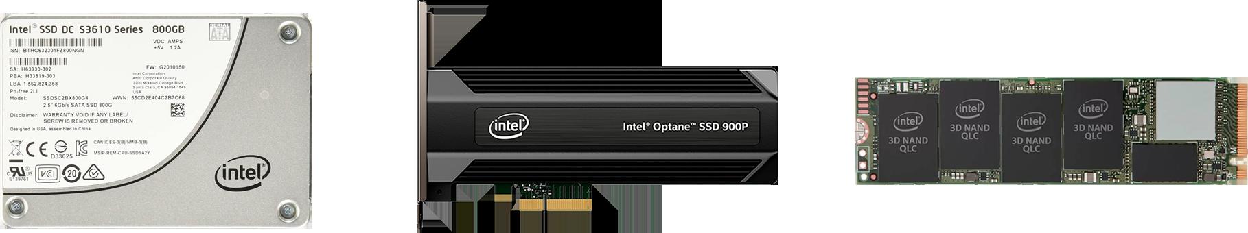 Intel Data Recovery
