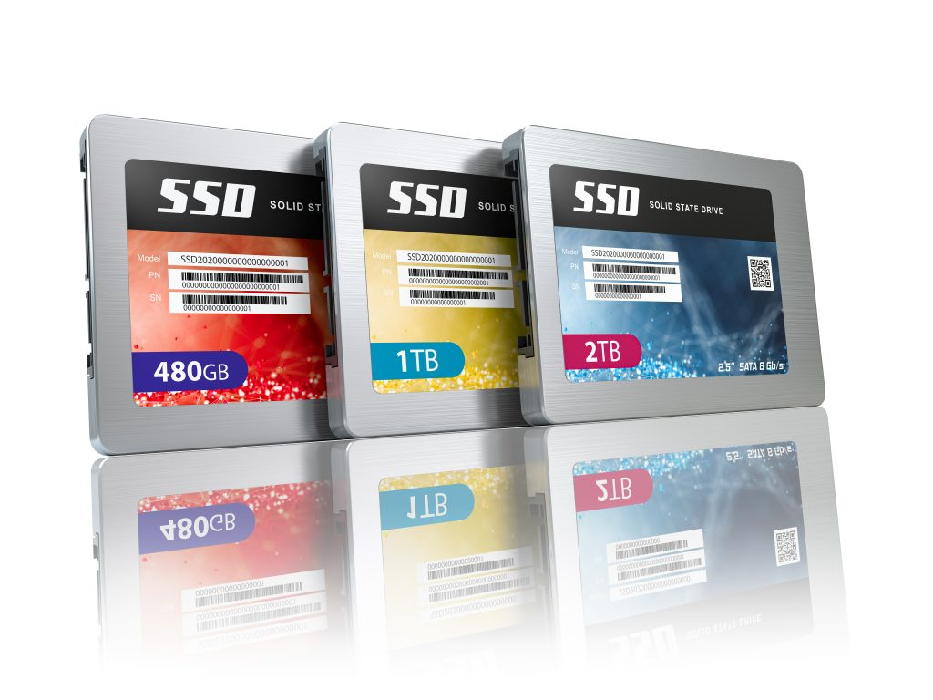 The Worlds Largest SSDs that you can Buy